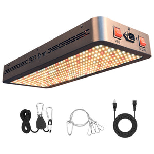 ECO Farm 120W/216W/480W LED Grow Light - ECO Series-growpackage.com