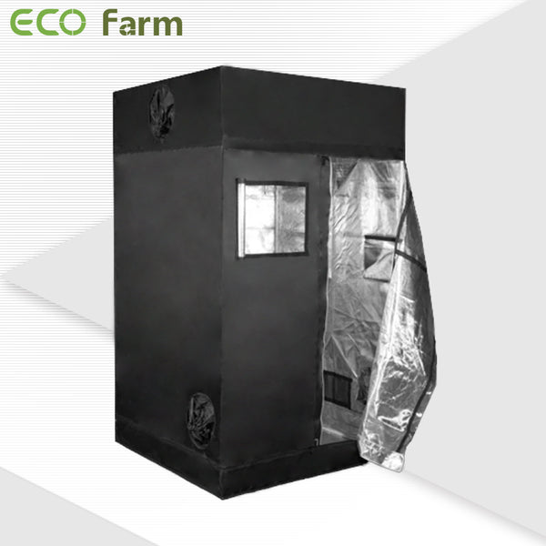Eco Farm 4.7*4.7FT(56*56*84/96INCH) Grow Tents - Extension Style