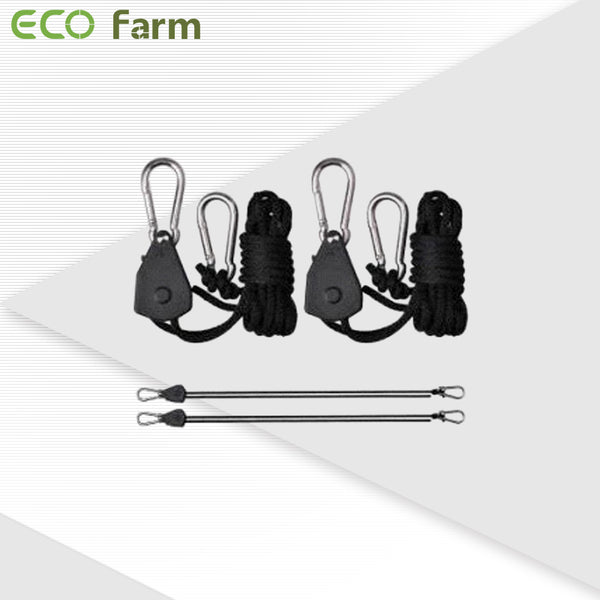 "ECO Farm Light Hangers 1/8""-growpackage.com"