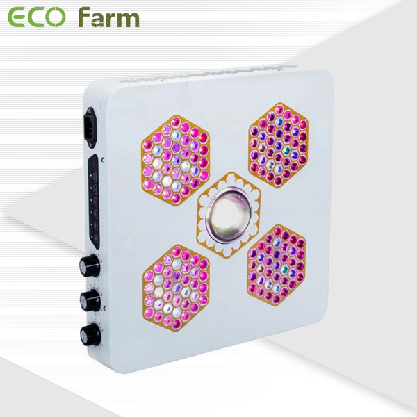 ECO Farm 800W/1200W CREE COB LED Grow Light-growpackage.com