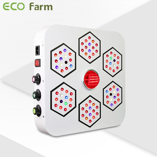 ECO Farm 520W/900W/1280W/1660W COB LED Grow Light