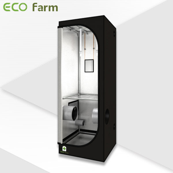 Eco Farm 1.3x1.3FT(16*16*48inch) Hydroponic Indoor Grow Tent