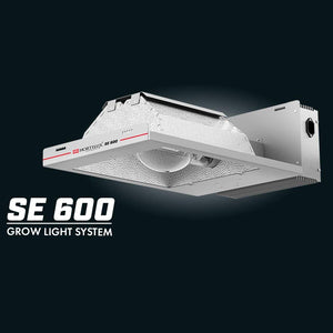 Eye Hortilux SE 600 Watt Grow Light System with 600W Ceramic HPS (High Pressure Sodium) and (Includes 600W Blue Metal Halide)