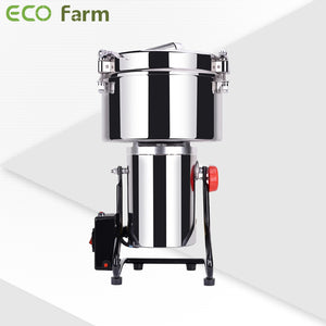 ECO Farm Commercial Electric Spice Weed Grinder Machine-growpackage.com