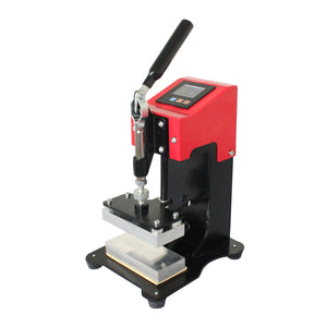 "6x12cm 2.4x4.7"" Dual Heat Press  Manual Rosin Press"