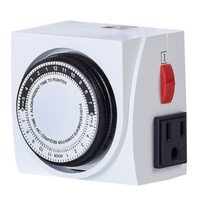 ECO Farm Analog Timer-growpackage.com