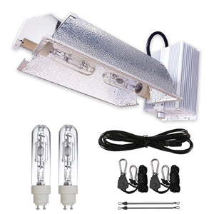 ECO Farm CMH 630W Double Ended Grow Light Fixture Enclosed Kit-growpackage.com