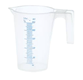 ECO Farm Hydroponics Measuring Cup-growpackage.com