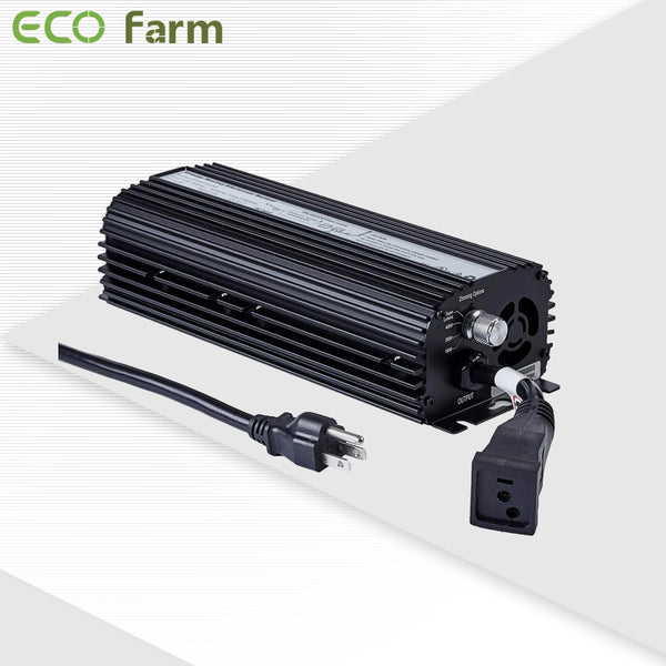 Eco Farm 250W/400W/600W/1000W Grow Light Dimmable Electronic Digital Ballast