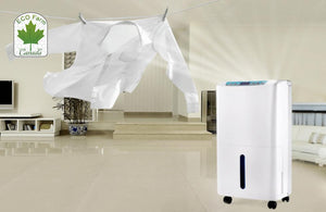 ECO Farm Portable Greenhouse Dehumidifier For Small Room-growpackage.com