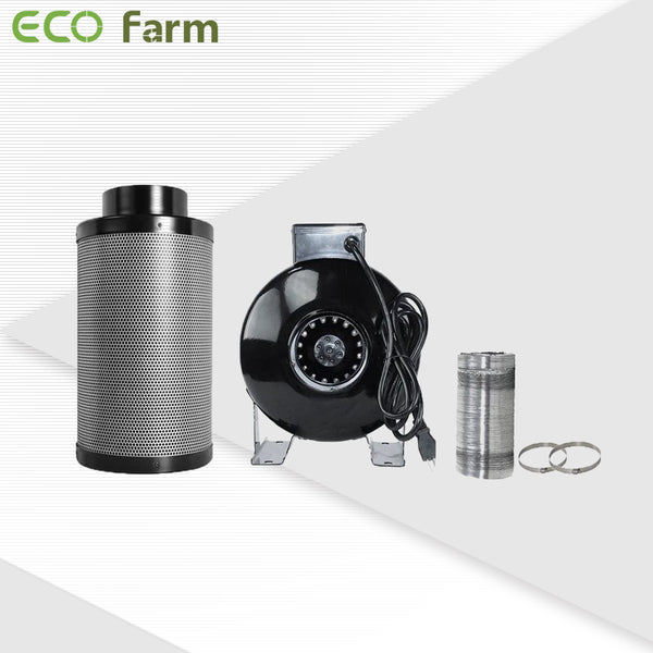 Eco Farm 6'' Ventilation Kit