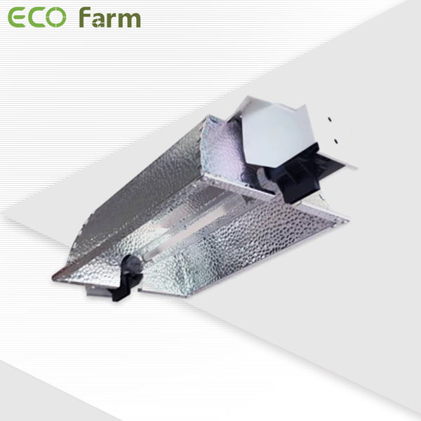 ECO Farm 1000W Double Ended HPS Grow Light Reflector Hoods-G-Star Hood-growpackage.com