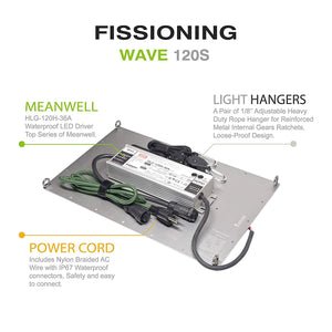 Fissioning Samsung LM301B LED Quantum Board Grow Light