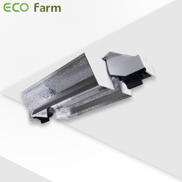 ECO Farm 1000W Double Ended HPS Grow Light Reflector Hoods - E-Star Hood-growpackage.com