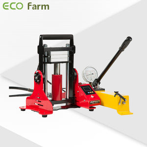 Eco Farm Manual Three Heating Plates Rosin Heat Press Machine