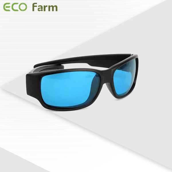 Eco Farm Eye Protect Glasses LED Grow Room Glasses