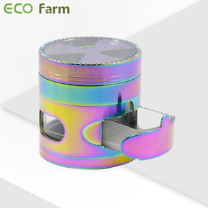 Eco Farm Signal Tooth with Drawer Open Window Spice Grinder