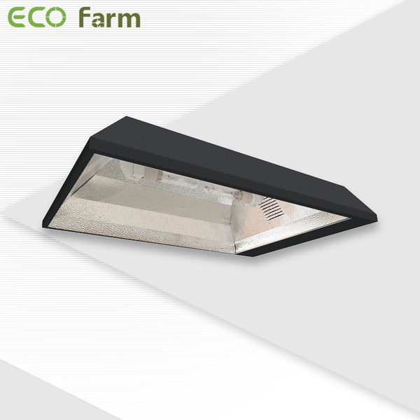 ECO Farm Hydroponic 315W/630W CMH electronic ballast grow Light Fixture reflector GL-M1030-growpackage.com