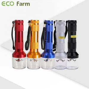 ECO Farm Zinc Alloy Electric Metal Grinder Weed Tool-growpackage.com
