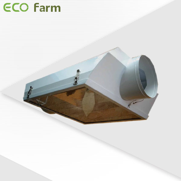 ECO Farm HPS Open Reflector -AC/DE Reflector Hood-growpackage.com