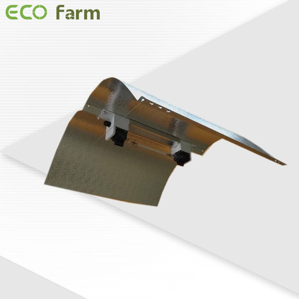 ECO Farm Double Ended Wing Reflector Hood-Large Adjustable-growpackage.com