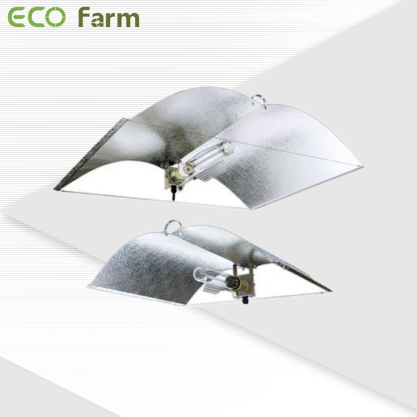 Eco Farm HPS & MH Large Adjust Grow Light Reflector  Wing Reflector (F3003)