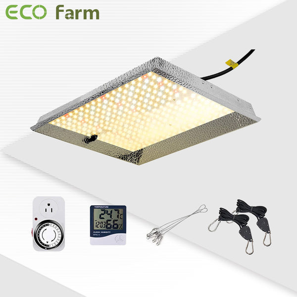 ECO Farm 150W/300W/450W Full Spectrum LED Grow Light  Quantum Board