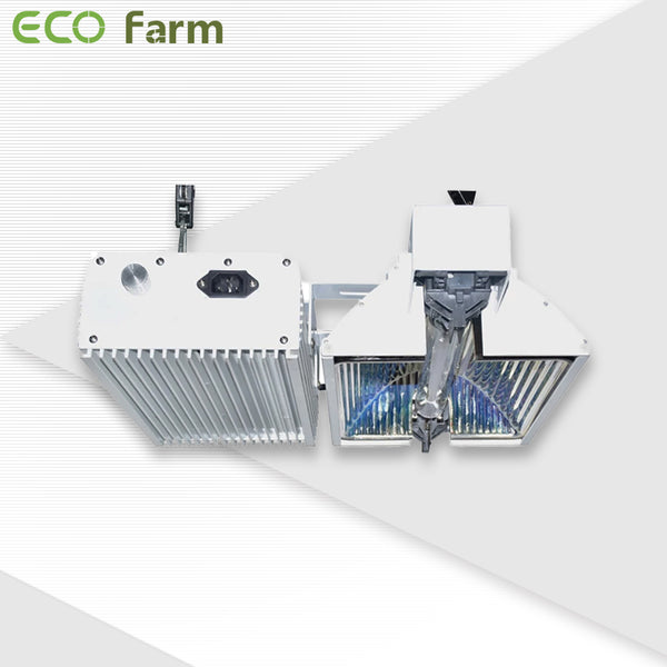 ECO Farm DE 1000W HPS/CMH Grow Light Kit-B281A-growpackage.com