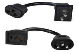 ECO Farm 14AWG/16AWG Lamp Extension Cords-growpackage.com