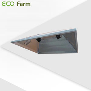 ECO Farm HPS MH Double Ended Open Hood Reflector-growpackage.com
