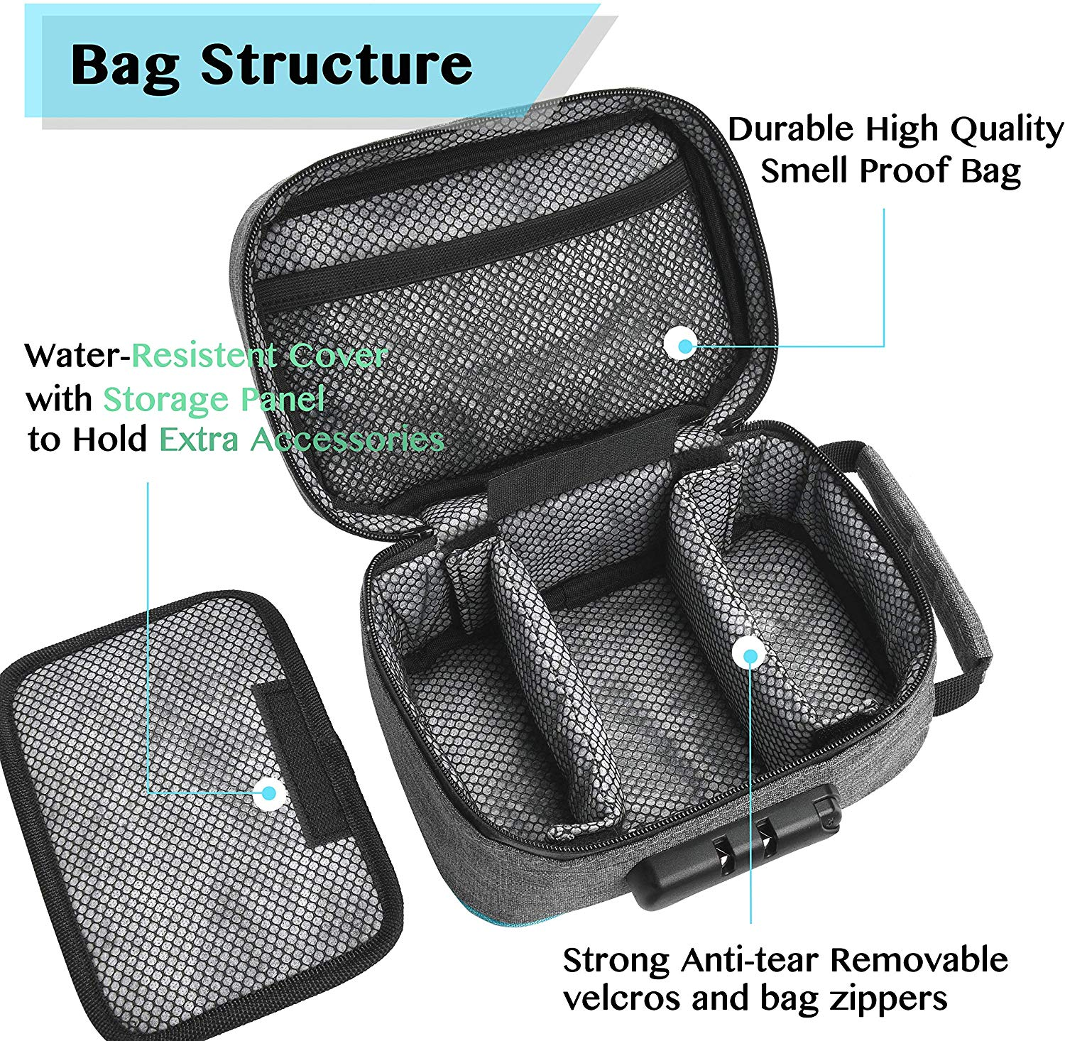 ECO FARM WEED CONTAINER BAG STORAGE CASE A1puUMDUVlL._AC_SL1500_2048x