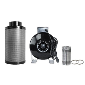 ECO Farm 8'' Ventilation Kit-growpackage.com