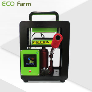 ECO Farm 8 Tons Hydraulic Heating Rosin Press-growpackage.com