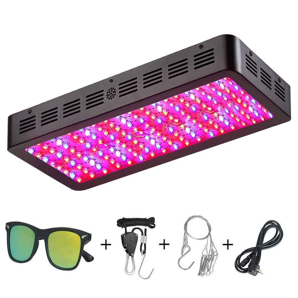 BESTVA 600/1000/1800/2000/3000W LED Grow Light