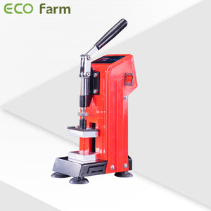 ECO Farm Red Manual Portable Heat Rosin Press - CH2034