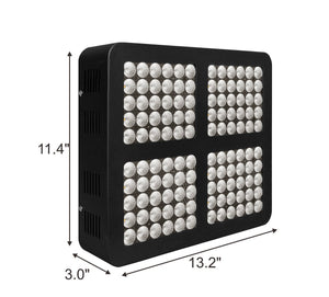 TopoLite 48X24X72 Led Grow Tent Kit