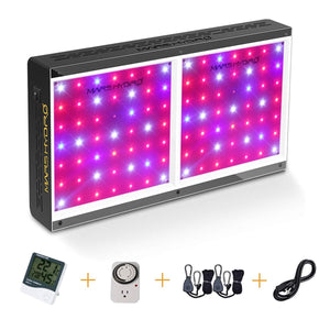 MARSHYDRO 300/600W LED Grow Light