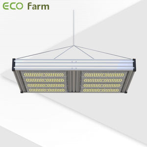 ECO Farm 3.3'x3.3' Essential Grow Tent Kit - 240W Waterproof Grow Panel