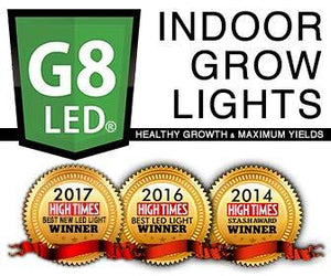 G8LED 240/450/600/900W LED Grow Light