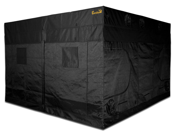 Gorilla 10ft x 10ft x 6ft11inch w/ Ext 7ft11inch Plants Grow Tent