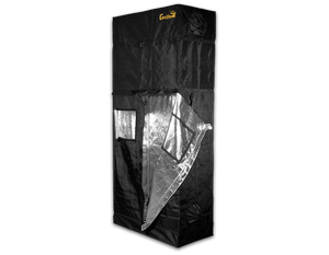 Gorilla 2ft x 4ft x 6ft11inch w/ Ext 7ft11inch Grow Tent For Plants Indoors