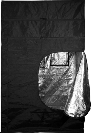 Gorilla 5ft x 5ft x 6ft11inch w/ Ext 7ft11inch Grow Tents For Plants