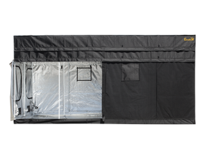Gorilla 8ft x 16ft x 6ft11inch w/ Ext 7ft11inch Grow Tent For Beginners