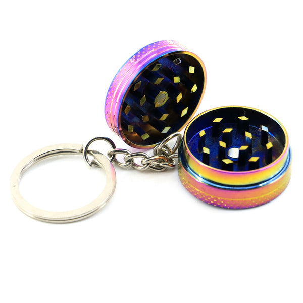 ECO Farm Weed Grinder with Key Chain-growpackage.com