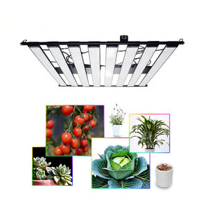 ECO Farm V4 Samsung LM301H/LM301B 100W/480W/600W/960W Dimmable LED Grow Light Bar with UV&IR