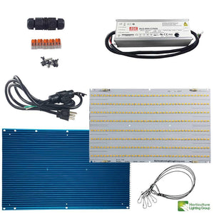 Horticulture Lighting Group 90 Watt Quantum Board LED Kit | GrowersLights