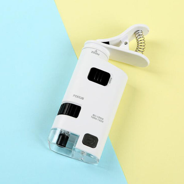 ECO Farm Pocket LED Microscope Magnifier-growpackage.com