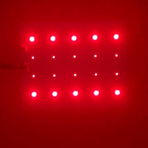 ECO Farm 30W CREE  RED 660nm+ FAR RED 730nm Supplemental Lighting Quantum Board