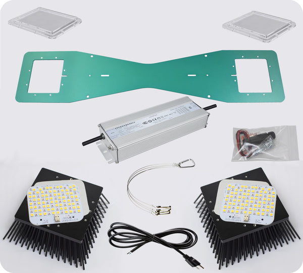 Horticulture Lighting Group Elite 360 Watt DIY Kit - LED Grow Lights Depot