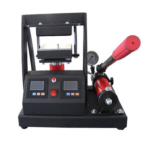 ECO Farm Hydraulic Manual Dual Heating Rosin Press Machine-growpackage.com